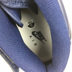 Nike Shoes - Nike Air Force 1 Men's Basketball Shoe Sz 11 Blue